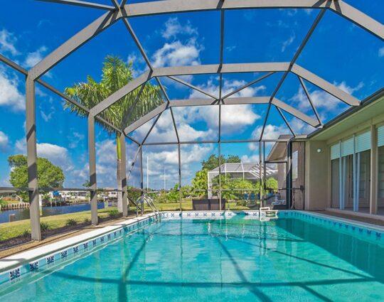 Palm Beach Pool Screen Enclosure Installation and Repairs - Pool Screen Enclosures, Patio Screens, Sunrooms, Solariums, Lanai Conversions, Repair Screen Enclosures, Aluminum Roofs -17