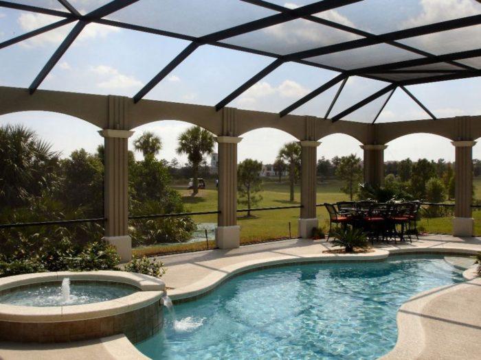 Pool Screen Enclosures Palm Beach Pool Screen Enclosure