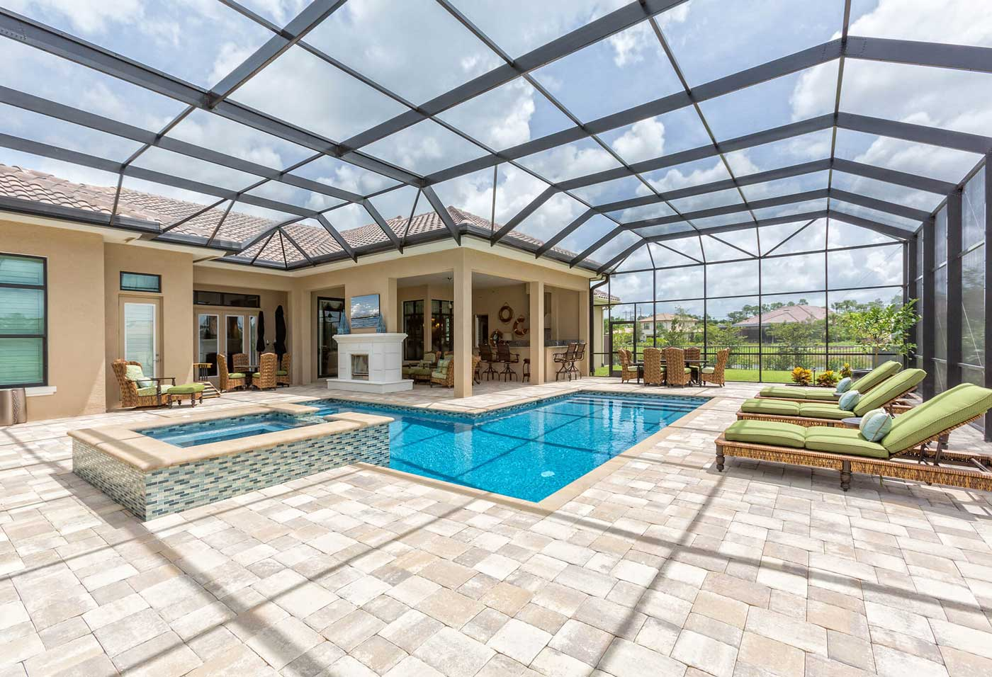 Glass Rooms