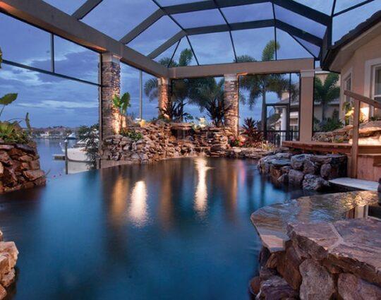 Palm Beach Pool Screen Enclosure Installation and Repairs - Pool Screen Enclosures, Patio Screens, Sunrooms, Solariums, Lanai Conversions, Repair Screen Enclosures, Aluminum Roofs -52
